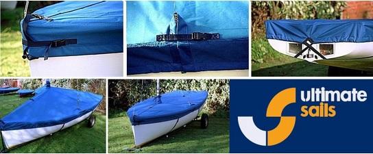 Wayfarer Dinghy Cover by Sail Register British Made